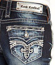 Love Rock Revival Jeans