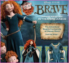 US weekend box office topped by Disney's 'Brave'