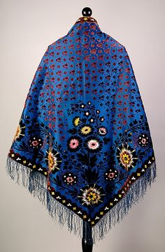 Shawl  1875-1885  The Metropolitan Museum of Art