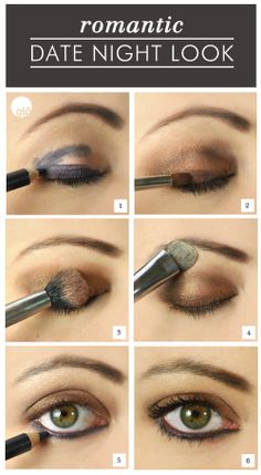 Date Night Makeup Tutorial with glo minerals.,  Go To www.likegossip.com to get more Gossip News!
