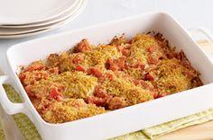 Quick & Easy Chicken Parmesan Recipe - Kraft Recipes