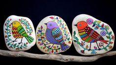 Bird rock crafts