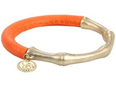 Jessica Simpson 601063 Antique Gold Orange - Jewelry | Stretch Black Womens Blue Bangle & Accessory