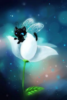 Fairy by =Aurorie on deviantART