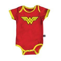 Body Wonder Woman #MulherMaravilha #LojaDCComics #bandUPStore