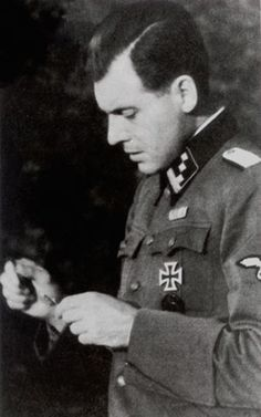 Josef Rudolf Mengele, known as the Angel of Death, was a German SS officer and a physician in the Auschwitz concentration camp. He did horrific experiments on people in the camps.  If there is a hell...he is there.