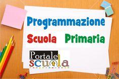 Programmazione scuola primaria