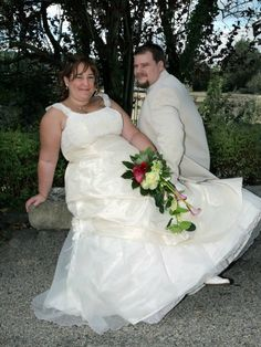 Choisir sa robe mariée grande taille : les conseils d'Emmanuelle #mariage #femmeronde #wedding #love