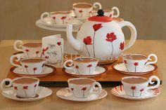 All edible Tea Set