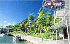 The Scuttlebutt Pub  Tortola, British Virgin Islands