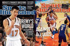 Déjà Lin: Jeremy Lin On Second Straight Sports Illustrated Cover