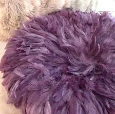 Feathery Purple