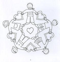 Mandala de l'amistat