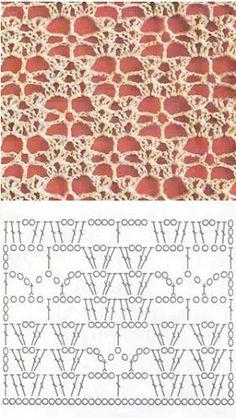 crochet pattern - st 492