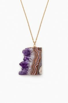 Ombre Stone Necklace