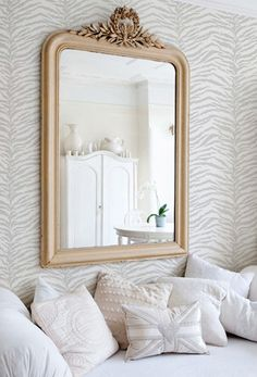 Luxe Report: Luxe Decor: Gilded Mirrors