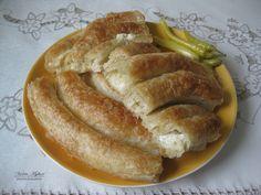 Pite me gjizë. Hugely popular in Albania.