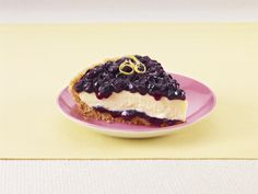Easter dessert recipe: Lemon Blueberry Layered Pie
