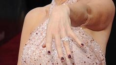 Is This An Oscars® 2012 Engagement Ring? - Sky Living HD