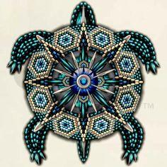 Ojibwe Custom Beadwork ( https://www.facebook.com/OjibweCustomBeadwork )