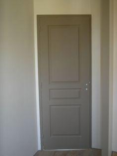 Choisir la couleur de vos portes int rieures contemporaines
