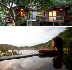 Aqua Wellness Resort: A treehouse Hotel in Nicaragua