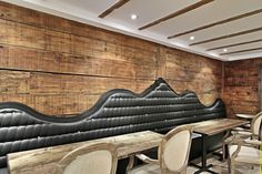 chair to wall mural