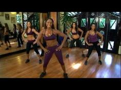 Get your SEXY BACK with this Fat Burning, Calorie Blasting, Body-Sculpting Workout by Tiffany Rothe - YouTube