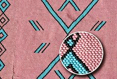 laduma ngxokolo xhosa knitwear. texture.