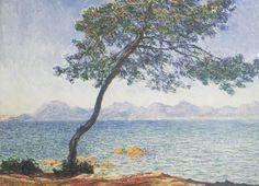 Antibes - Claude Monet