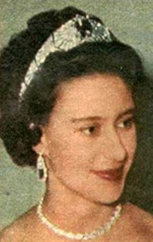 HRH Princess Margaret of the United Kingdom