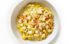 Spiced Creamed Corn