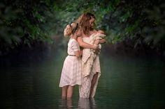 newborn family photography, water, Lisa Karr Photography, Beloit Wisconsin, Find on Facebook