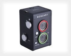 The Bonzart Ampel: A $180 Not-Quite-Toy Camera that Shoots Native Tilt-Shift