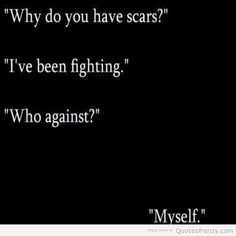 quotes on fighting depression