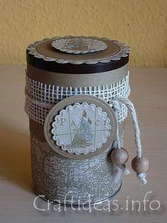 Vacation Savings Jar