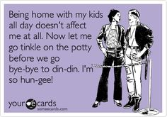 LOL! Imagine being a 2 year old teacher. Love it