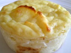 "Mashed Potato Puffs.  Janet says, ""If you only ever try one recipe from my blog, let it be this one."""