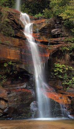 ✯ Minnehaha Falls located on the Yosemite Creek