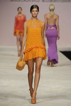 Ermanno Scervino RTW Spring 2013 - Runway, Fashion Week, Reviews and Slideshows - WWD.com