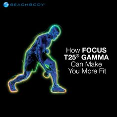 More info on Focus T25 #Gamma! http://www.teambeachbody.com/about/newsletters/-/nli/308#370224104 focus t25, gamma seri, the challenge, t25 gamma