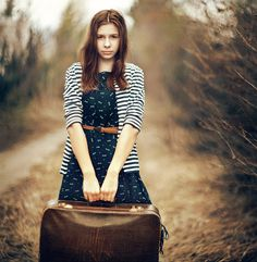Where to go from here? With my suitcase full of hopes and fears? When will Pandora's box open and when will all the dreans spill?