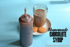 at home, syrup recip, chocolates, food, vanilla extract