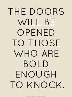 Open that door.
