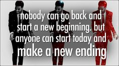 make a new ending #Kid Cudi quote