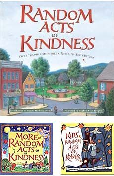 Children's books that teach about kindness.