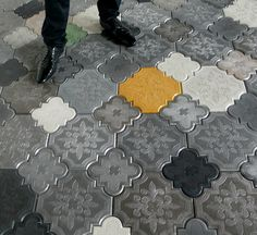 ivanka flaster tiles. made in budapest. i reallly want them. us distributor? not yet?  http://ivanka.hu/index.php?menu=products=252=en