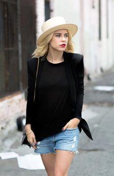 30 Ways to Wear Denim Cutoff Shorts | StyleCaster