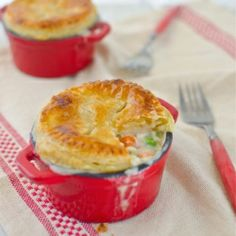 Traditional Easy Pot Pies