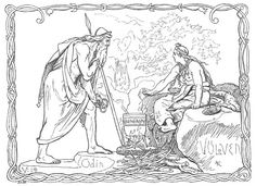 Odhin learning from Freyja/The Volva      :Google Image Result for http://wytchofthenorth.files.wordpress.com/2010/08/seidhr_volva_odin_2_2173121_std.jpg